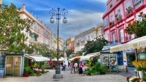 Plaza de las Flores, Cádiz