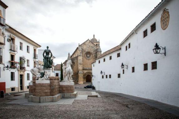 Plaza Condes de Priego