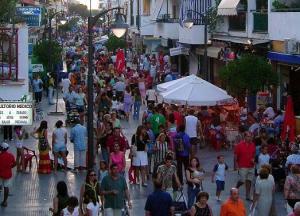 Calle Ancha, Punta Umbría