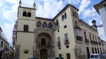 Palacio de Valdehermoso, Écija