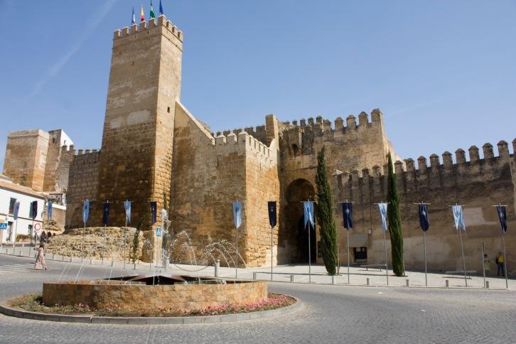 Alcázar de la Puerta de Sevilla, Carmona