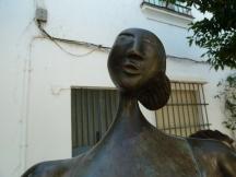 Arte contemporáneo en Aracena