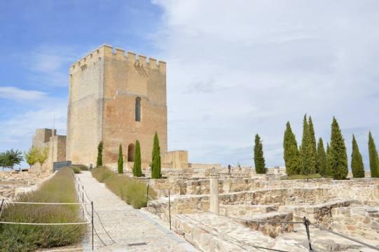 Fortaleza de la Mota, Alcalá la Real