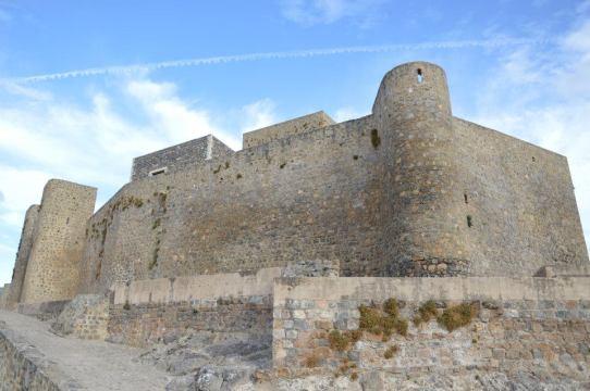 Castillo de Alcaudete