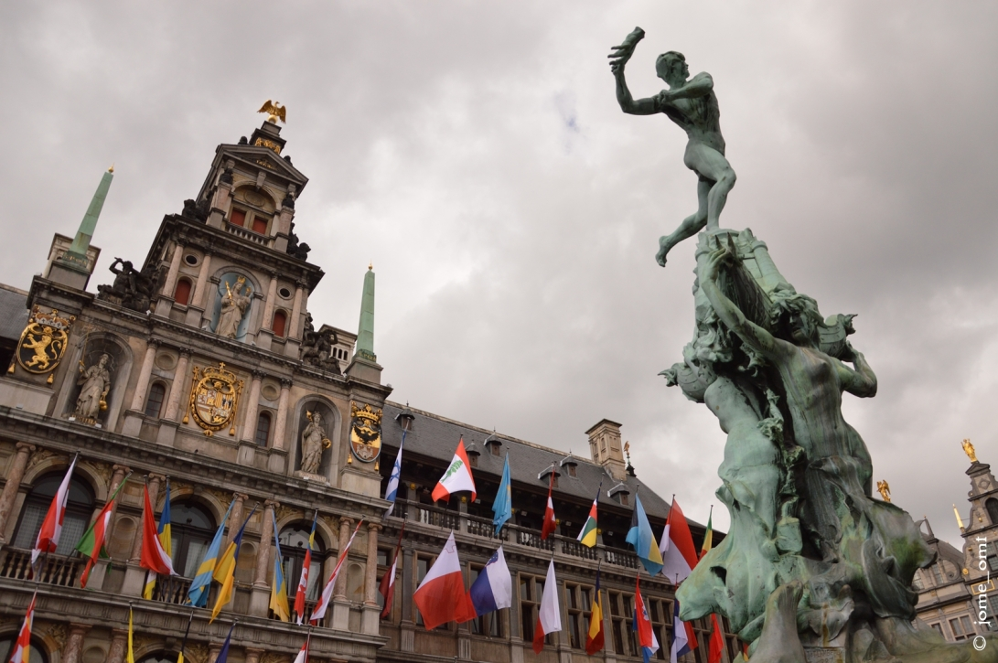 Amberes_Grote Markt - (c) jome_omt